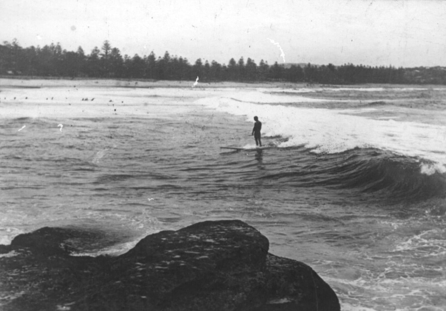 AUSTRALIA'S SURFING STORY
