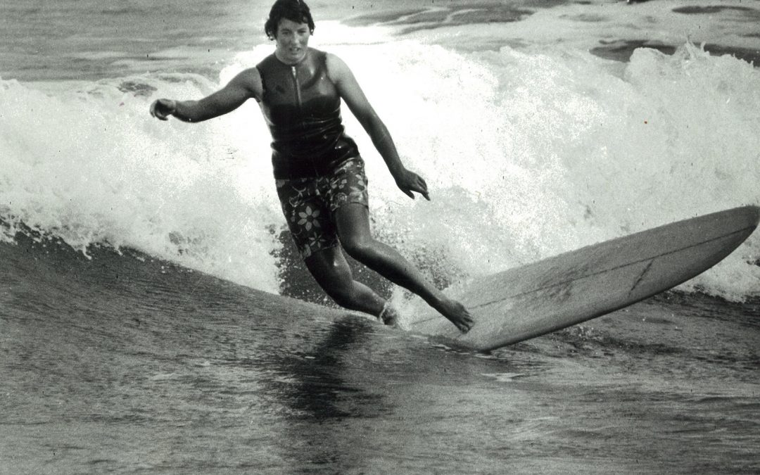 SURFERS YOU SHOULD KNOW – GAIL COUPER