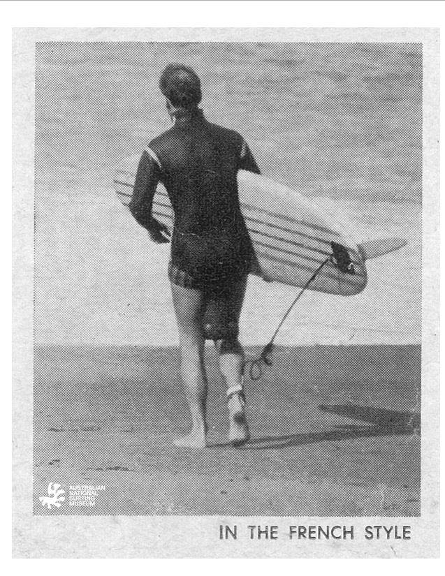 SECRET SURF HISTORY – WHO INVENTED THE LEGROPE?