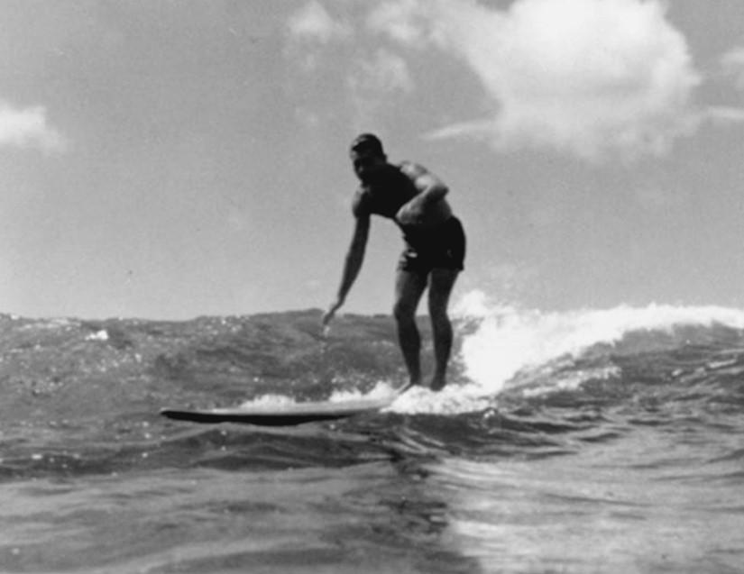 SURFERS YOU SHOULD KNOW – ARTHUR PARKYN